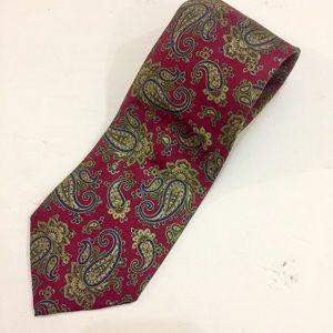 Just in💕 Men's Silk Tie, Paiserey